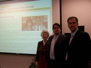 2011 Kitamura Award Winner: Joshua Auld and Abolfazl (Kouros) Mohammadian