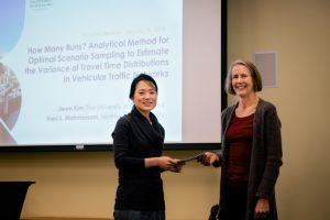 2014 Kitamura Award Winner: Dr. Jiwon Kim