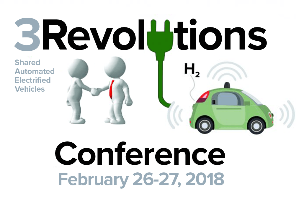 3Revolutions Conference - February 26-27, 2018