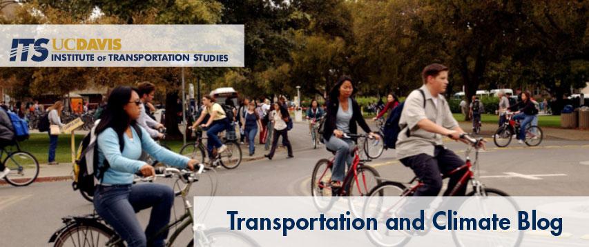 UC Davis Transportation and Climate Blog