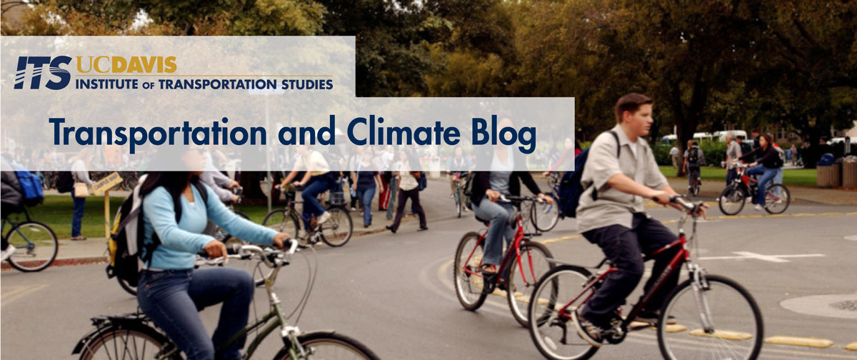 UC Davis Transportation and Climate Blog