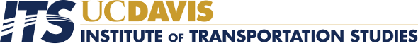 Logo of Institute of Transportation Studies - Sponsor