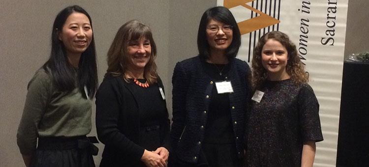 Transforming Travel: The ITS-Davis Graduate Student Recipients of Women in Transportation Scholarships